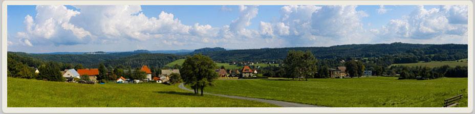 Banner Bild von Rosenthal - Bielatal